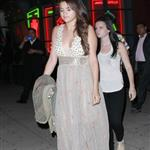 Justin Bieber and Selena Gomez go to a show in West Hollywood 124272