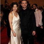 Jessica Biel and Justin Timberlake at the Costume Institute Gala 2010  60319