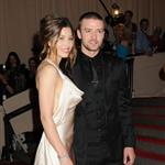 Jessica Biel and Justin Timberlake at the Costume Institute Gala 2010  60321