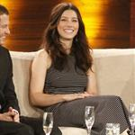 Jessica Biel on Wetten Dass in Germany 99883