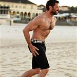 Hugh Jackman at the beach the other day 120785