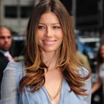 Jessica Biel at Letterman to promote A-Team 62785