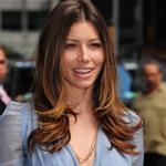 Jessica Biel at Letterman to promote A-Team 62787