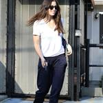 Jessica Biel leaves a meeting in Hollywood  96261