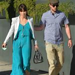 Jessica Biel out with Justin Timberlake shows off her engagement ring for the first time 108562