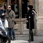 Scarlett Johansson out with friends in Paris 109550