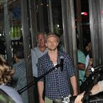 Justin Timberlake performs a surprise concert at his restaurant Southern Hospitality in New York City 93112