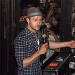 Justin Timberlake performs a surprise concert at his restaurant Southern Hospitality in New York City 93113