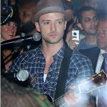 Justin Timberlake performs a surprise concert at his restaurant Southern Hospitality in New York City 93118