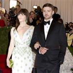Jessica Biel and Justin Timberlake at the Met Gala 2012 113846