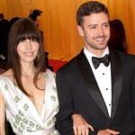 Jessica Biel and Justin Timberlake at the Met Gala 2012 113852