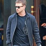 Justin Timberlake out in New York 114012