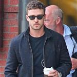 Justin Timberlake out in New York 114014