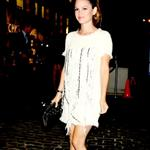 Rachel Bilson at Chanel Soho September 2010  68485