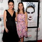 Natalie Portman and Mila Kunis at Black Swan AFI Fest closing night 72906
