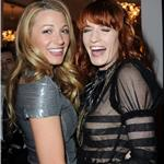 Blake Lively and Florence Welch at Chanel dinner in Paris 80855