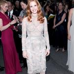 Jessica Chastain at the 2012 Tony Awards 117057