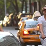 Blake Lively and Leonardo DiCaprio go bike riding in New York 91094
