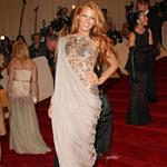 Blake Lively at Met Gala 2011  84567