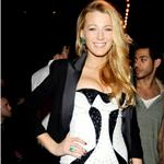 Blake Lively at the Versace H&M presentation in New York  98048