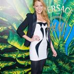 Blake Lively at the Versace H&M presentation in New York  98051