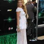Blake Lively at Green Lantern premiere  87694