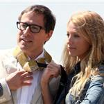 Blake Lively shoots Gossip Girl in Santa Monica  82063