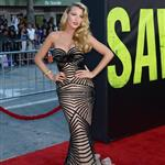 Blake Lively at the Los Angeles premiere of Savages  118688