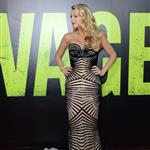 Blake Lively at the Los Angeles premiere of Savages  118693