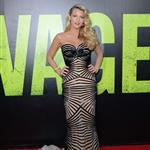 Blake Lively at the Los Angeles premiere of Savages  118703