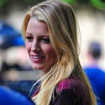 Blake Lively on the set of Gossip Girl in NYC 124563