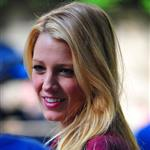 Blake Lively on the set of Gossip Girl in NYC 124564