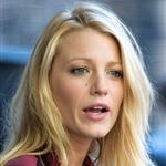 Blake Lively on the set of Gossip Girl in NYC 124570