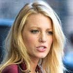 Blake Lively on the set of Gossip Girl in NYC 124571