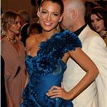 Blake Lively at the Costume Institute Gala 2010  60358