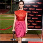 Rebecca Hall and Blake Lively at The Town Boston premiere  68839