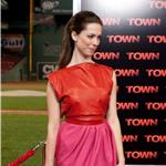 Rebecca Hall and Blake Lively at The Town Boston premiere  68841
