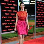 Rebecca Hall and Blake Lively at The Town Boston premiere  68844