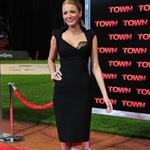 Rebecca Hall and Blake Lively at The Town Boston premiere  68847