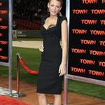Rebecca Hall and Blake Lively at The Town Boston premiere  68850