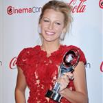 Blake Lively named Female Star of Tomorrow at CinemaCon 82501