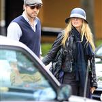 Ryan Reynolds and Blake Lively in Vancouver 113402