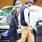 Ryan Reynolds and Blake Lively in Vancouver 113405
