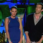 Blake Lively and Ryan Reynolds at 2011 MTV Movie Awards 95935