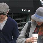 Ryan Reynolds and Blake Lively grab coffee in New York 100426