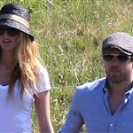Blake Lively and Ryan Reynolds have a picnic and get ice cream in Los Angeles  108717