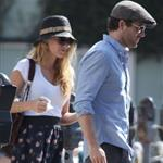 Blake Lively and Ryan Reynolds have a picnic and get ice cream in Los Angeles  108724