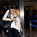 Blake Lively and Ryan Reynolds arrive at LAX 121369