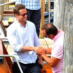Ryan Reynolds and Blake Lively arrive in Venice 124719