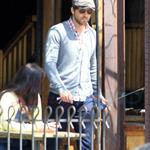 Ryan Reynolds and Blake Lively in Vancouver 113408